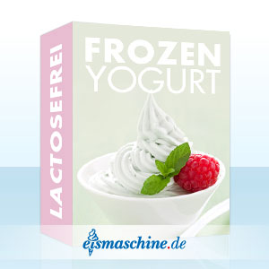 Frozen Yogurt Laktosefrei